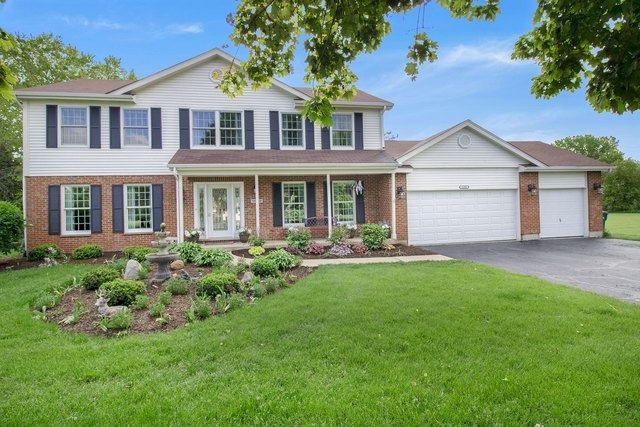 11902 Heron Drive, Huntley, IL 60142 - #: 10544317