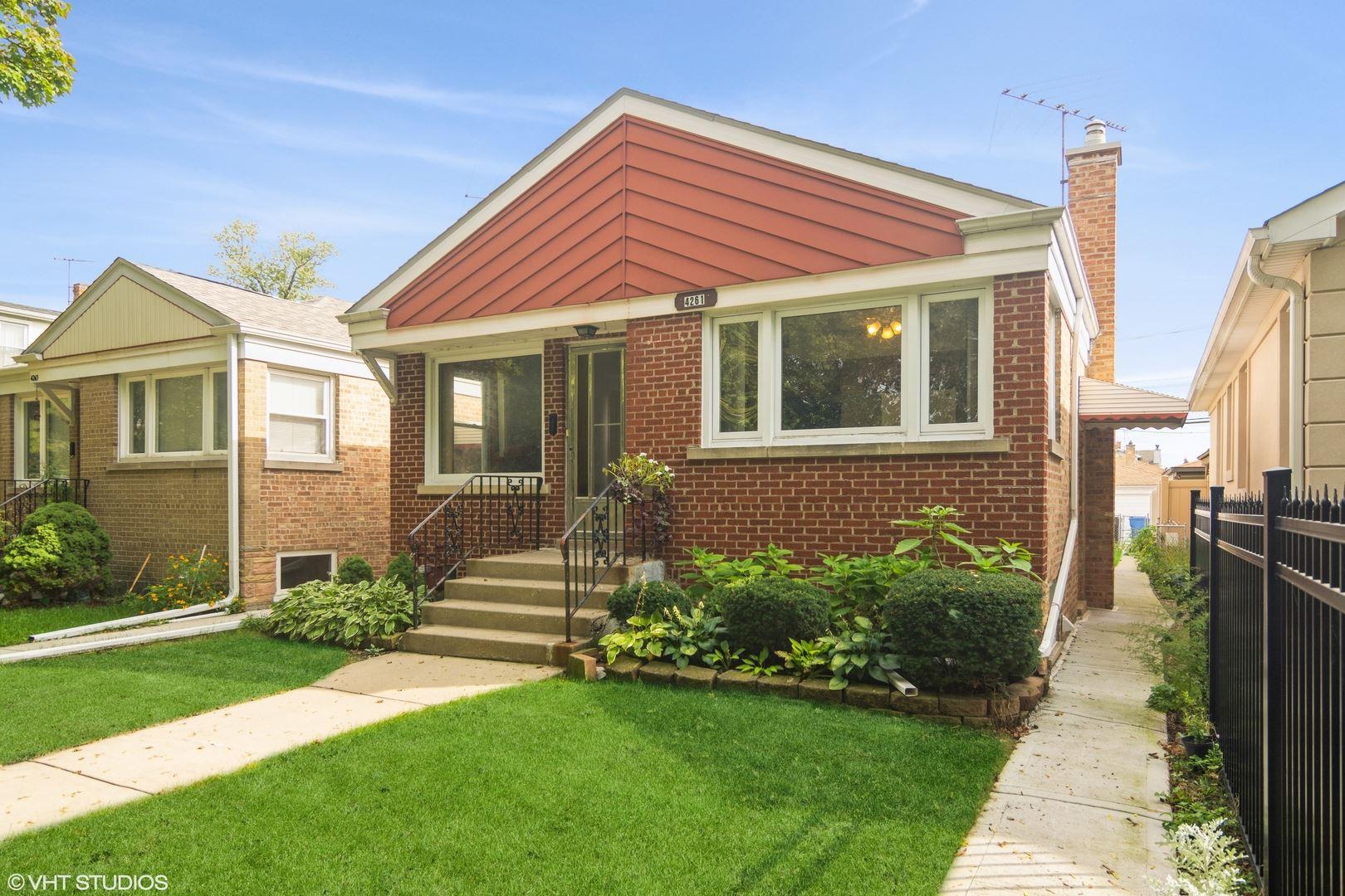 4261 N Melvina Avenue, Chicago, IL 60634 - #: 11243317