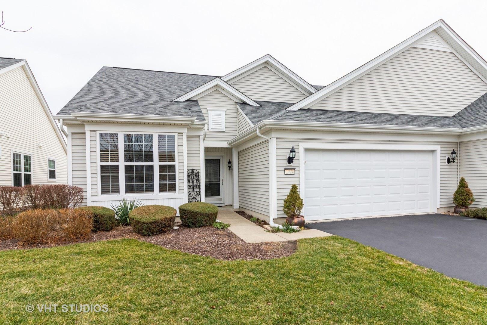 Photo of 1724 VANTAGE Drive, Shorewood, IL 60404 (MLS # 10946318)