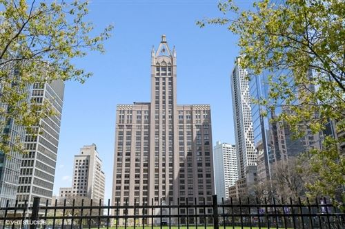 Photo of 680 N Lake Shore Drive #1221, Chicago, IL 60611 (MLS # 11069319)