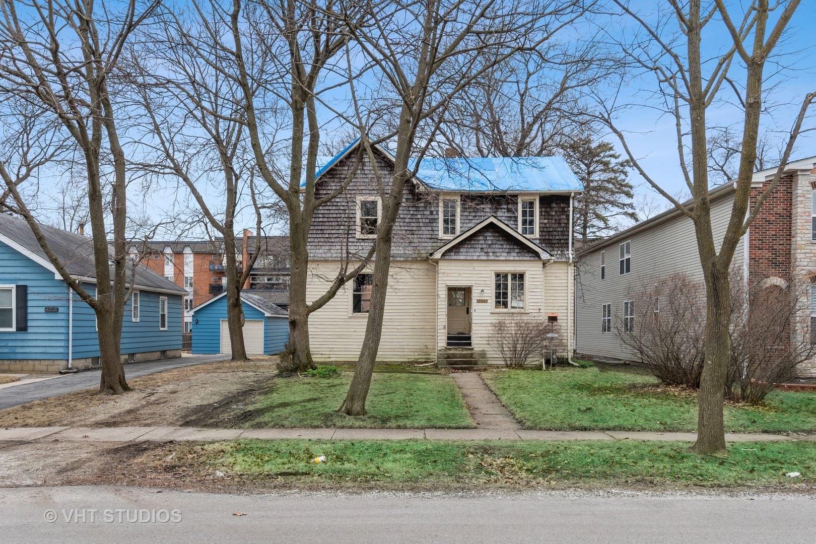 4206 Forest Avenue, Downers Grove, IL 60515 - #: 10693319