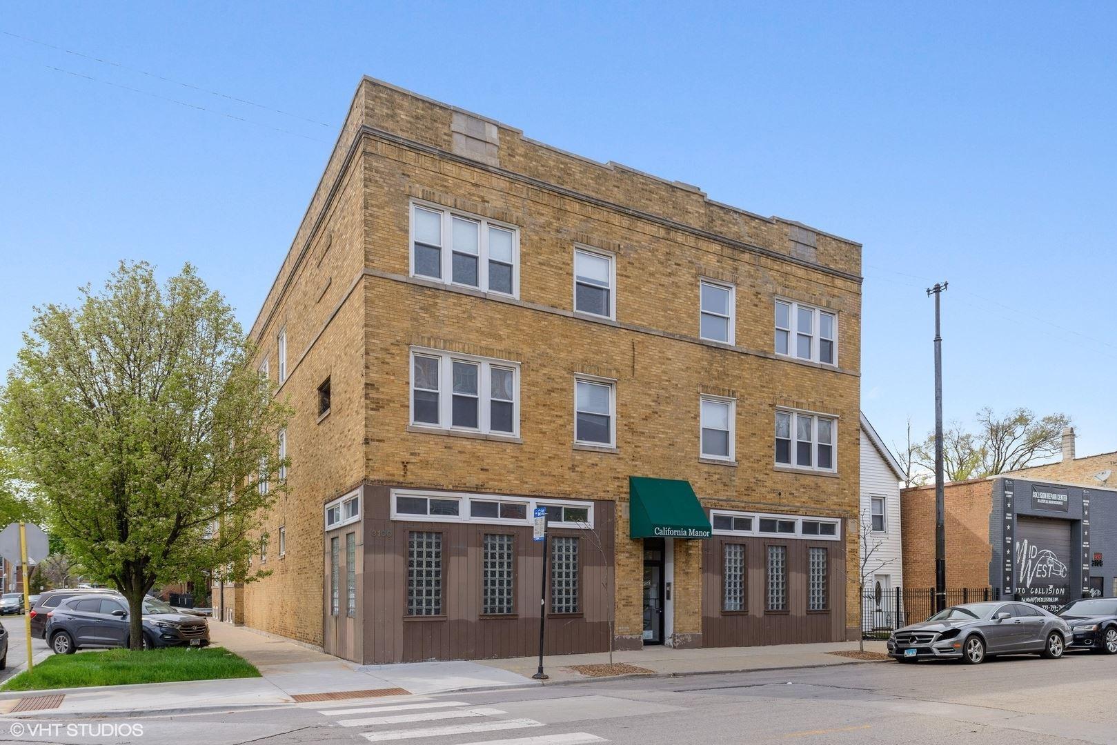 3102 N California Avenue #3N, Chicago, IL 60618 - #: 10708319