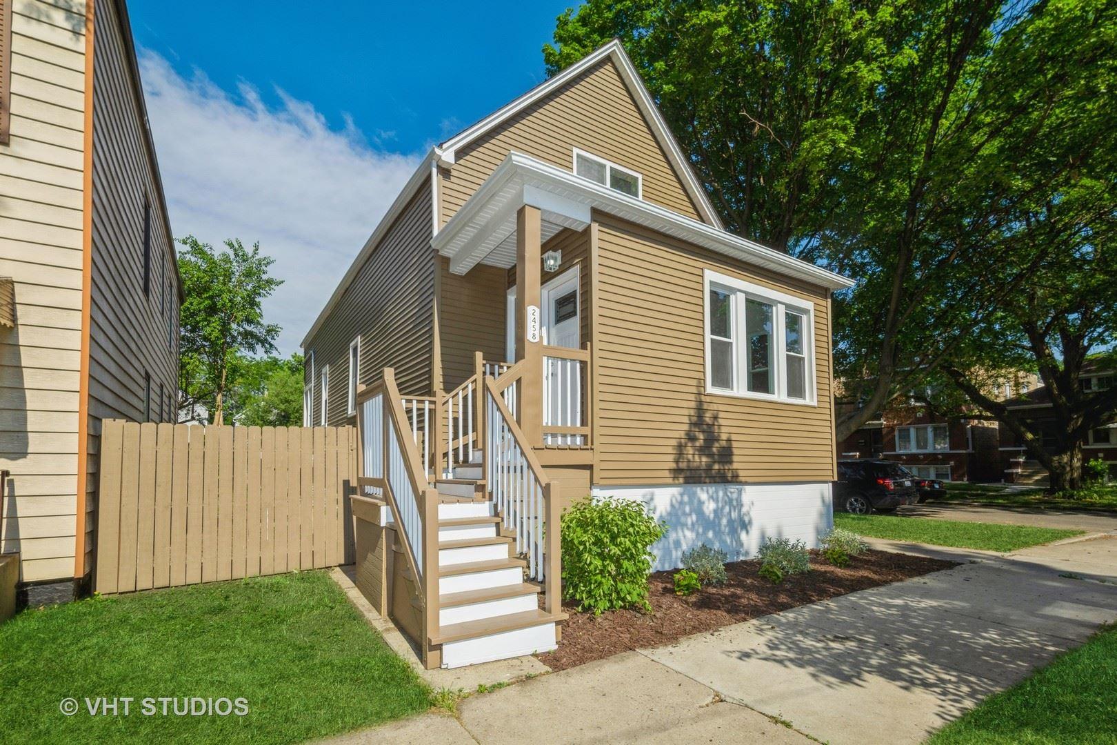 2458 N Lorel Avenue, Chicago, IL 60639 - #: 11131319