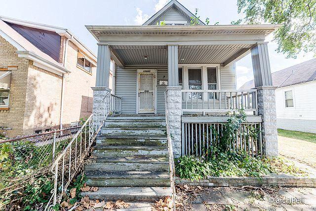 12445 S Parnell Avenue, Chicago, IL 60628 - #: 10725320