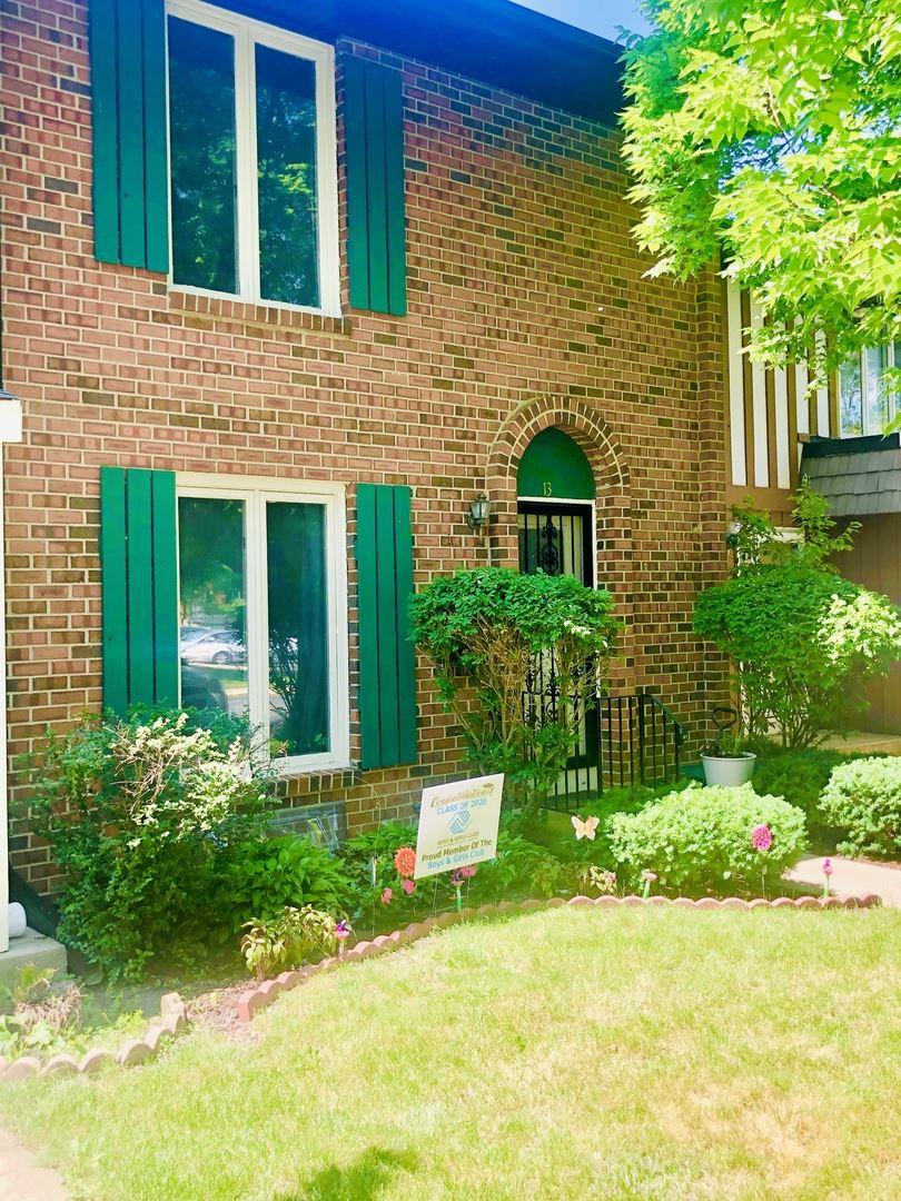 13 Pioneer Park Place, Elgin, IL 60123 - #: 10756320