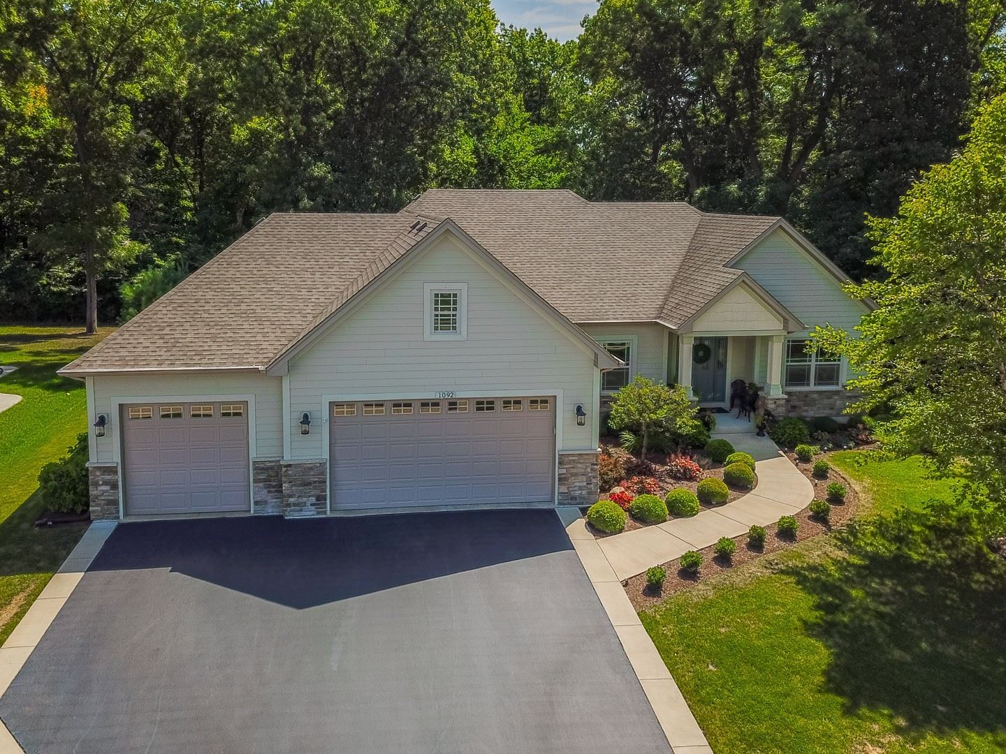1092 Carly Drive, Yorkville, IL 60560 - #: 10811320