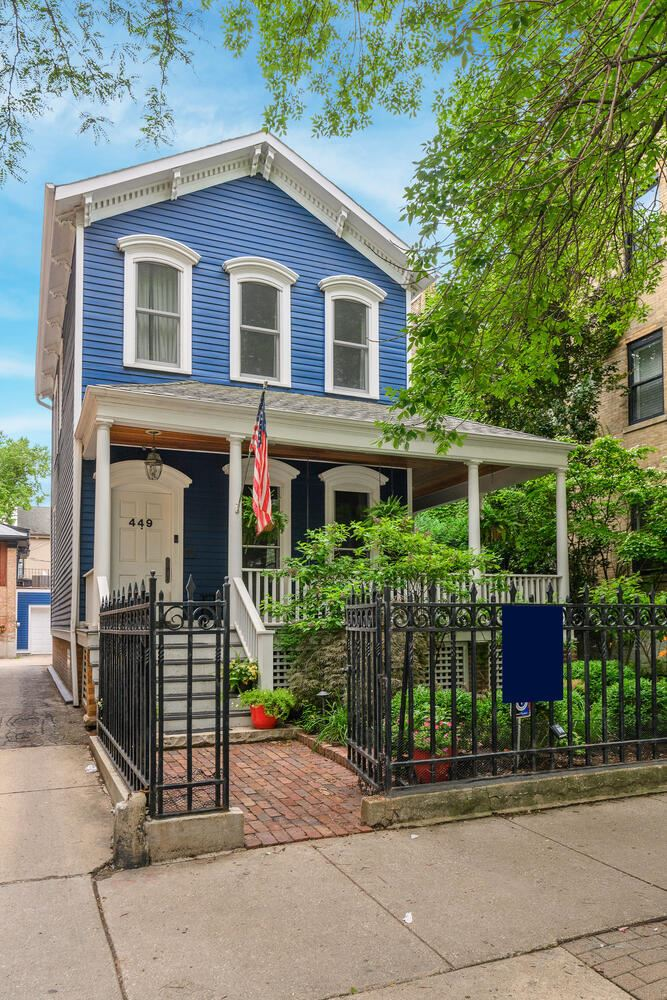 449 W Fullerton Parkway, Chicago, IL 60614 - #: 11166320