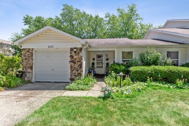 257 Sutton Court UNIT 257, Bloomingdale, IL 60108 - #: 10454321
