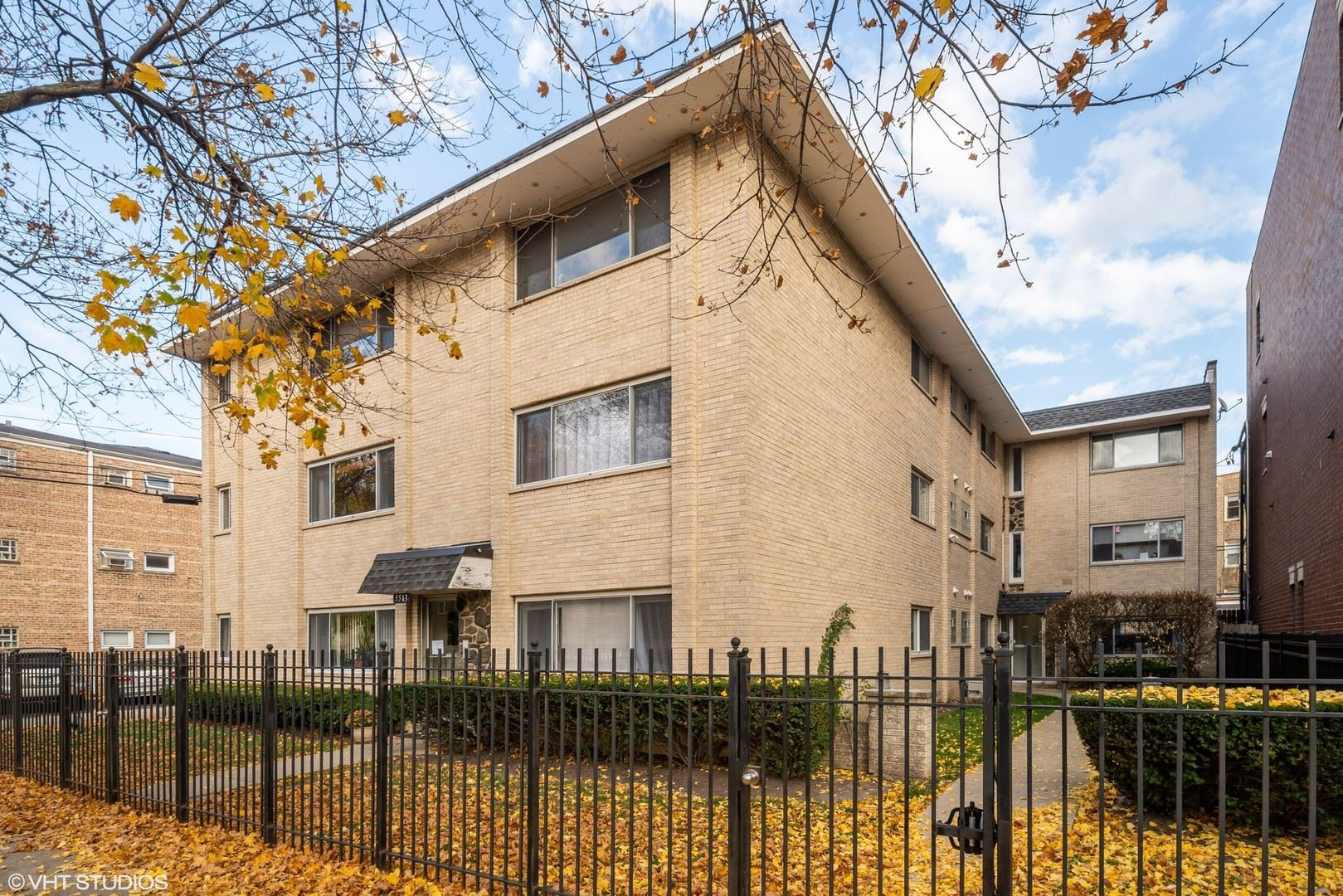5543 N Campbell Avenue #3C, Chicago, IL 60625 - MLS#: 11218321