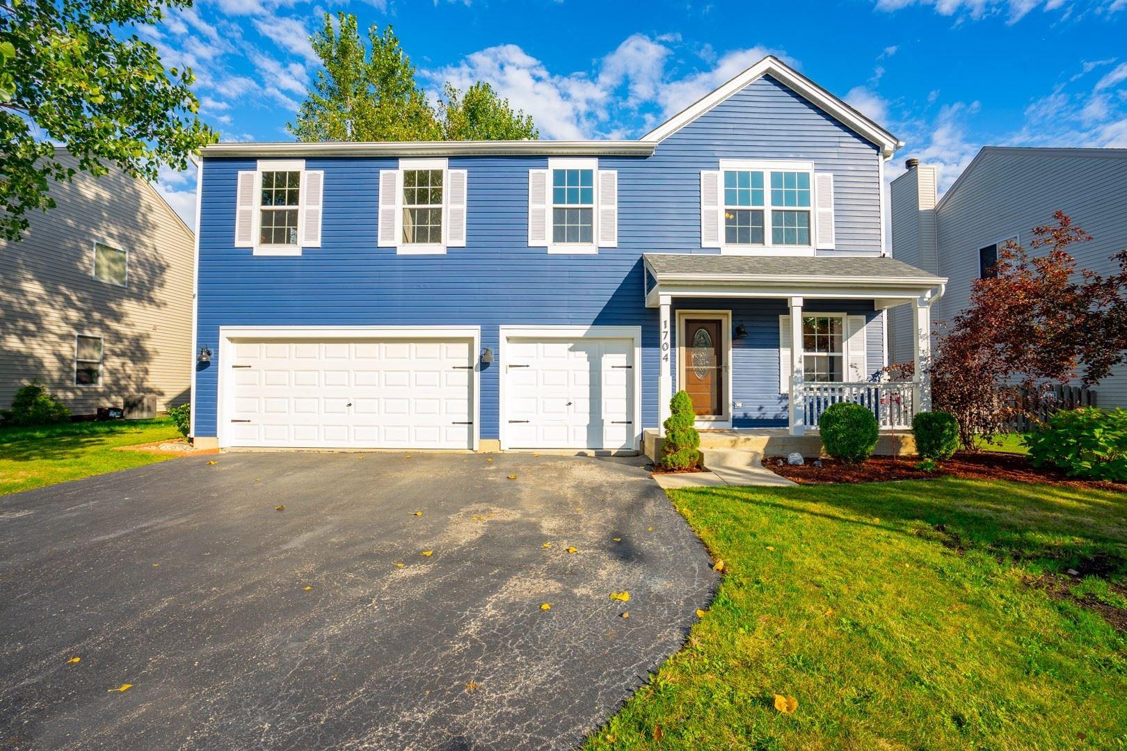 1704 Fox Ridge Drive, Plainfield, IL 60586 - #: 11241322