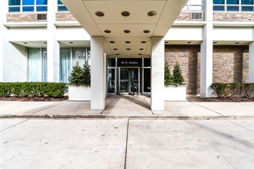 Tiny photo for 88 West Schiller Street #908, Chicago, IL 60610 (MLS # 10609323)
