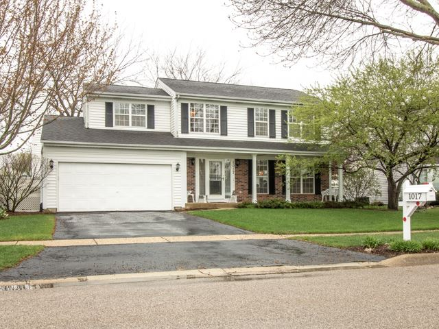 1017 Saddle Creek Lane, Crystal Lake, IL 60014 - #: 10366323