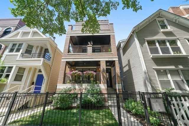 2722 N Wayne Avenue #1, Chicago, IL 60614 - #: 10467323