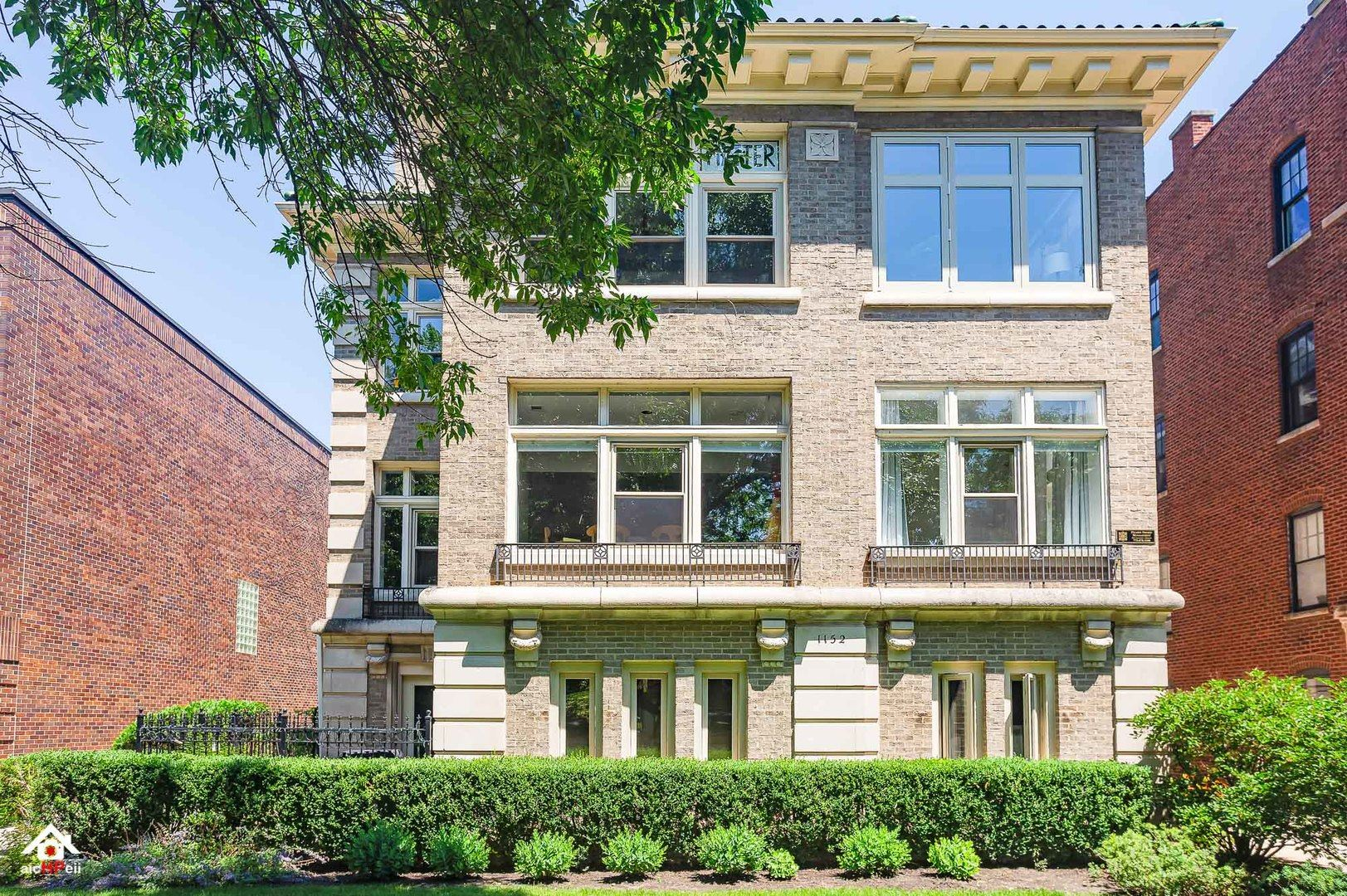 1152 W Farwell Avenue #3N, Chicago, IL 60626 - #: 10776323