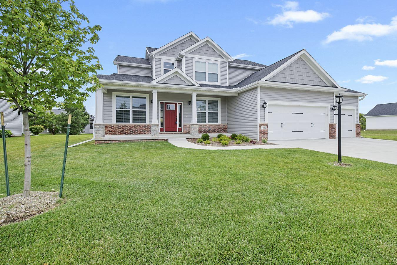1619 English Oak Drive, Champaign, IL 61822 - #: 10785323