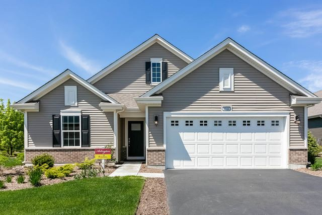 1026 Fitzwilliam Way, North Aurora, IL 60542 - #: 10792323