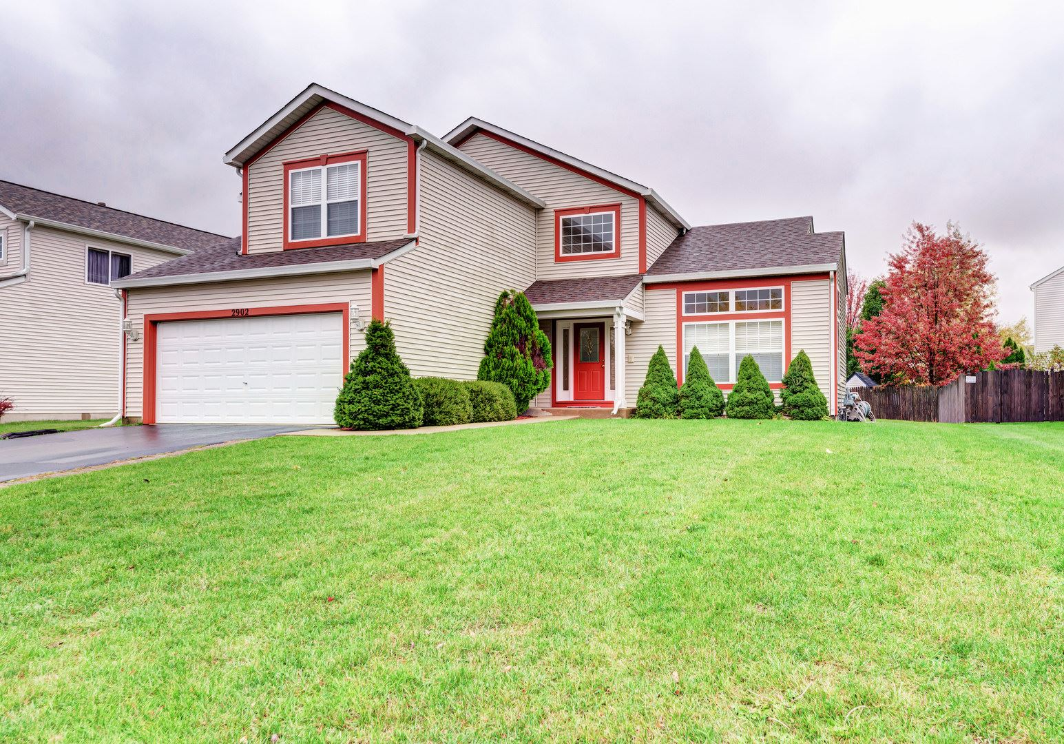 Photo of 2902 Discovery Drive, Plainfield, IL 60586 (MLS # 10916324)