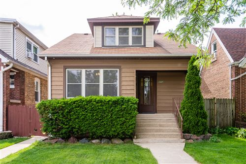 Photo of 5712 N Parkside Avenue, Chicago, IL 60646 (MLS # 10807325)