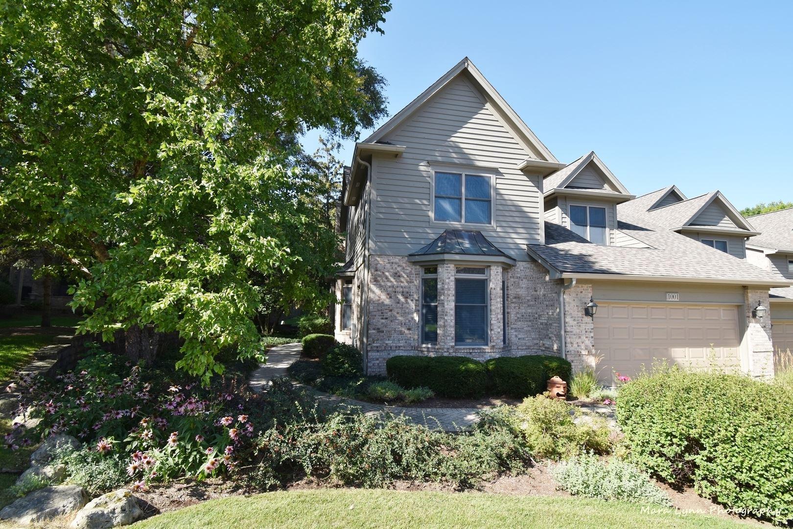 1001 Crestwood Circle #1001, Saint Charles, IL 60175 - MLS#: 11205326