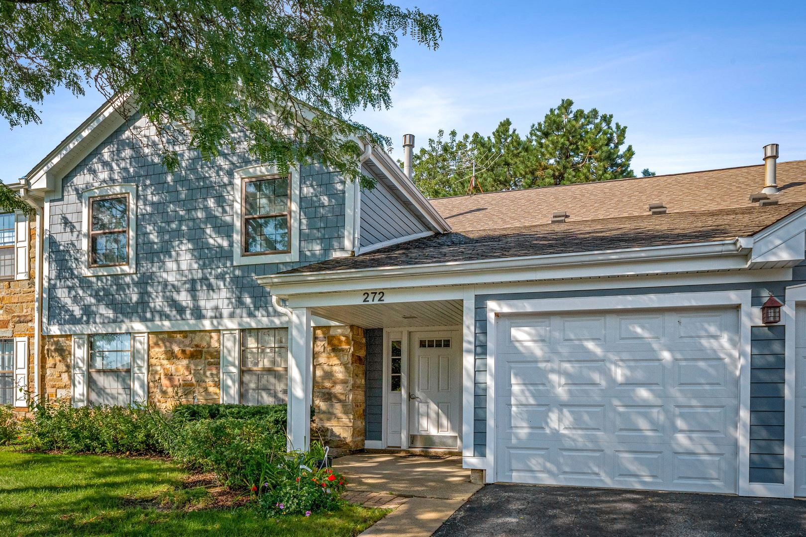 272 Elmwood Lane #D2, Schaumburg, IL 60193 - #: 10640327