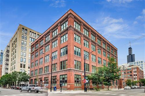 Photo of 331 S PEORIA Street #501, Chicago, IL 60607 (MLS # 11117328)