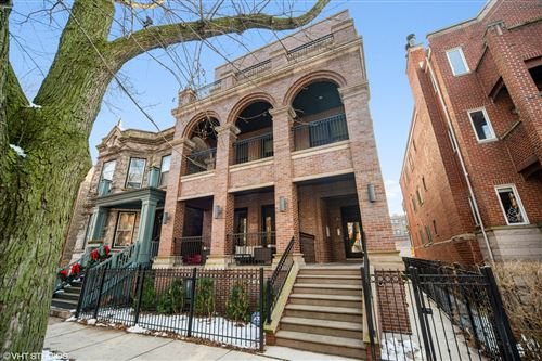 Photo of 1419 W Byron Street #3, Chicago, IL 60613 (MLS # 10973330)