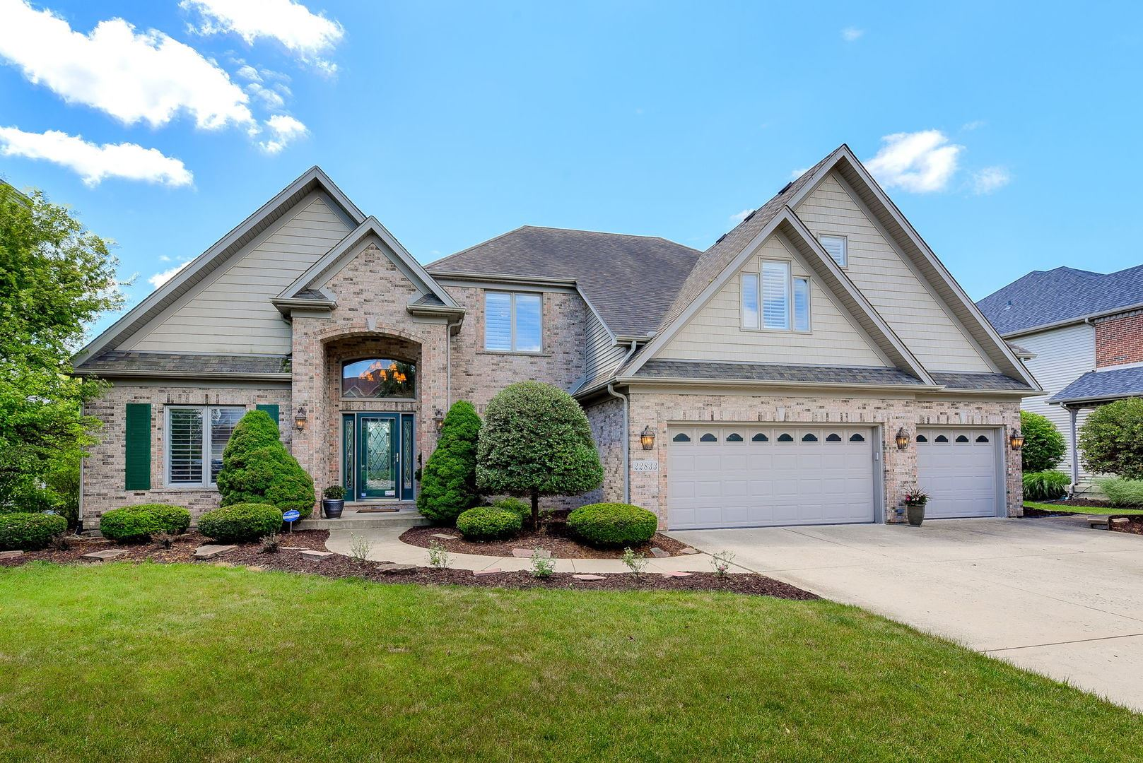 22833 Eider Court N, Plainfield, IL 60585 - MLS#: 10761330