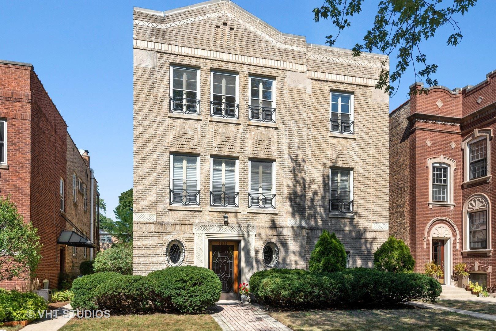 1035 Hull Terrace, Evanston, IL 60202 - #: 11243330