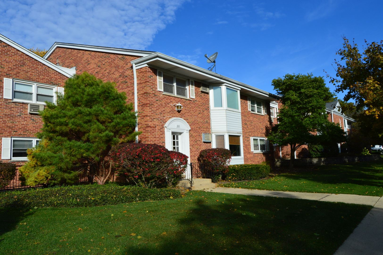 206 N Somerset Lane #2F, Arlington Heights, IL 60005 - #: 10585331