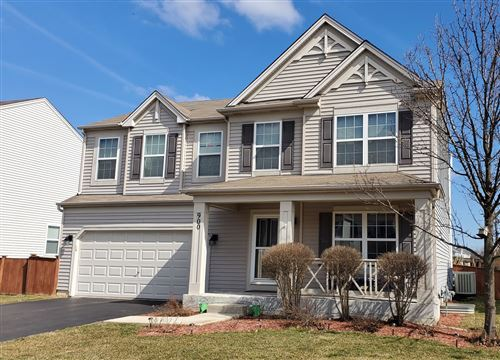 Photo of 900 Timber Springs Drive, Joliet, IL 60432 (MLS # 10668332)