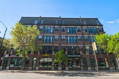 Photo of 1907 W Chicago Avenue #3, Chicago, IL 60622 (MLS # 11030332)