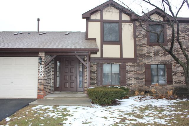660 Cross Creek Drive #B1, Roselle, IL 60172 - #: 10640333