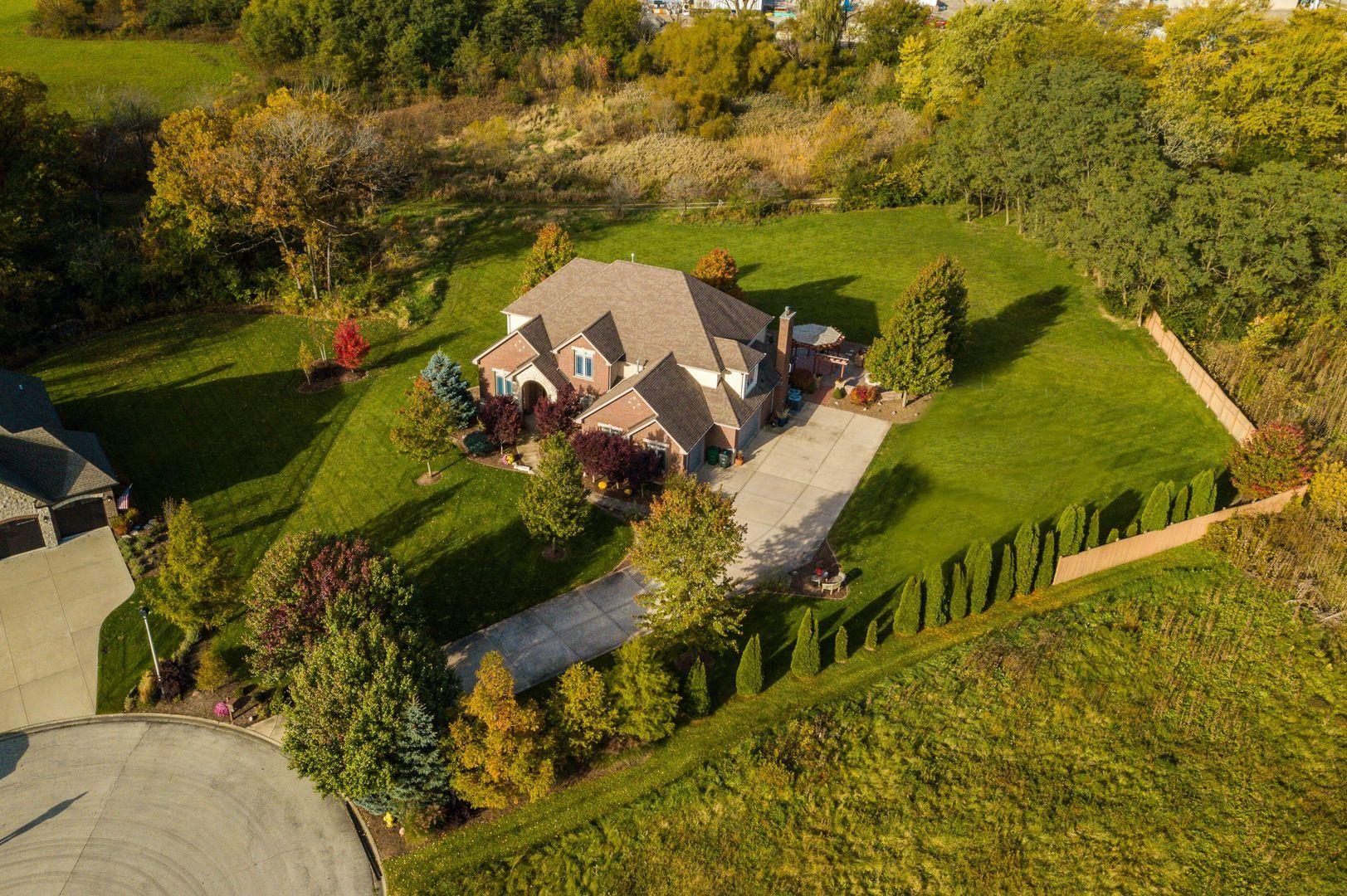 13340 W Valley View Drive, Homer Glen, IL 60491 - #: 10718333
