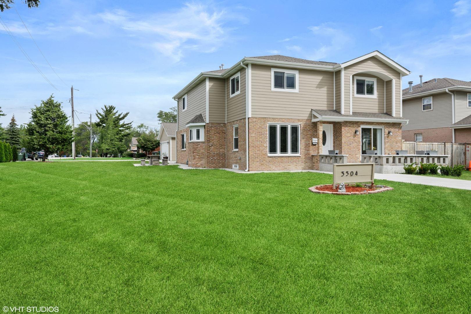 3504 LINNEMAN Street, Glenview, IL 60025 - #: 11233334