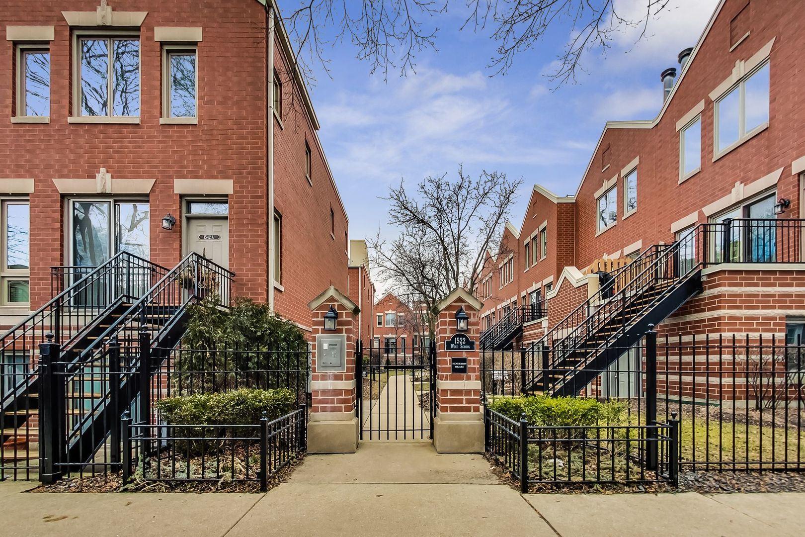 1522 W School Street #N, Chicago, IL 60657 - #: 10754335