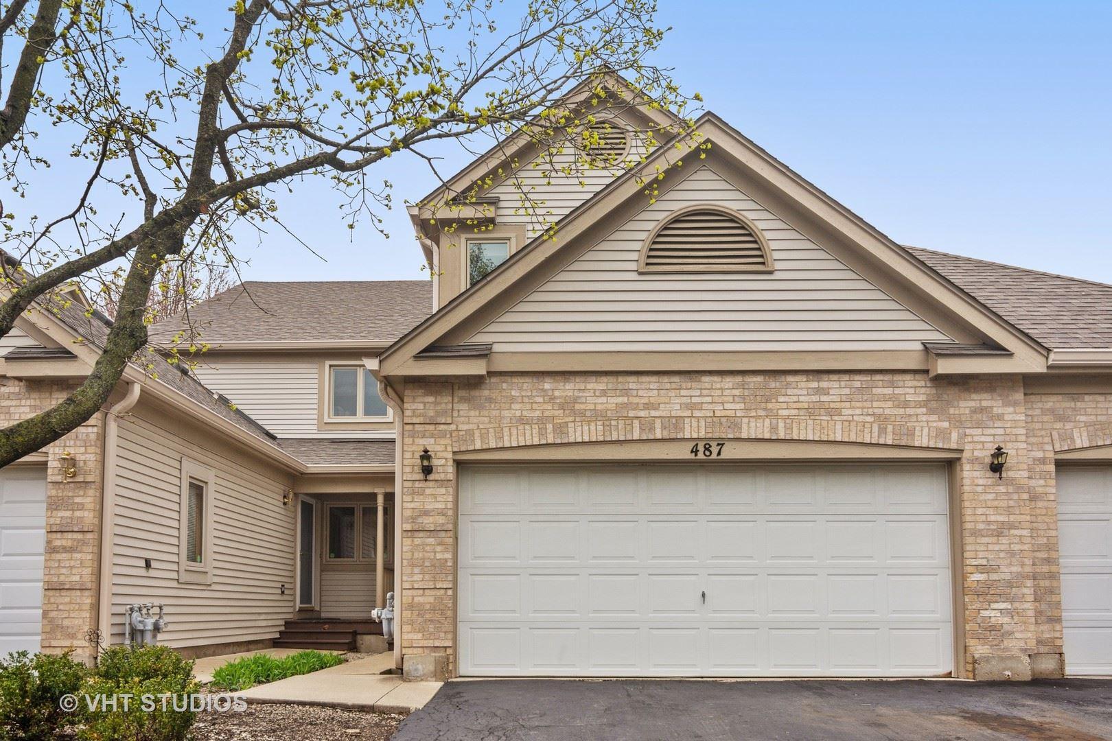487 Doverton Lane, Fox River Grove, IL 60021 - #: 10978337