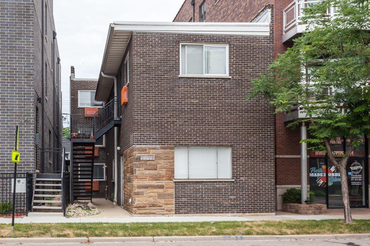 2254 W Foster Avenue #1R, Chicago, IL 60625 - #: 10806338