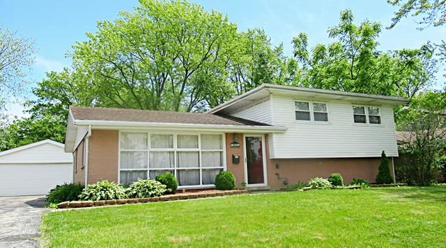 19001 Martin Lane, Country Club Hills, IL 60478 - #: 10767339