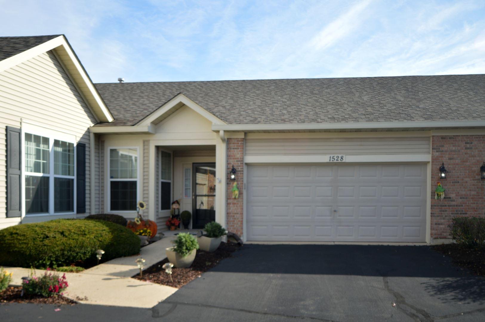 Photo of 1528 W Ludington Circle, Romeoville, IL 60446 (MLS # 10912339)
