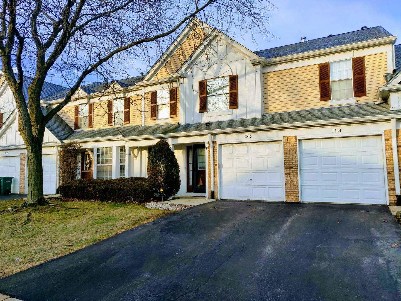 1516 Plum Lane, Westmont, IL 60559 - #: 10625340