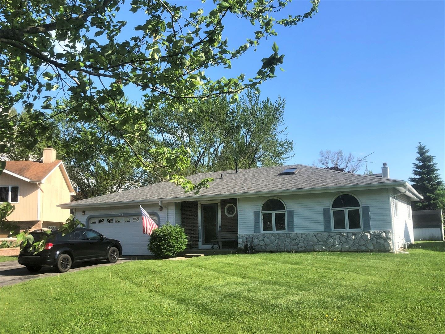 248 Mark Court, Woodstock, IL 60098 - #: 10727340