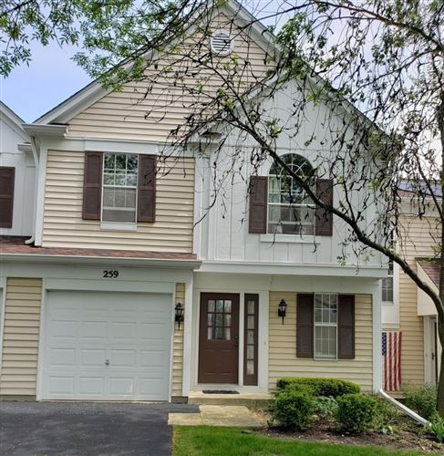 Photo of 259 Half Moon Circle #259, Aurora, IL 60504 (MLS # 10719341)