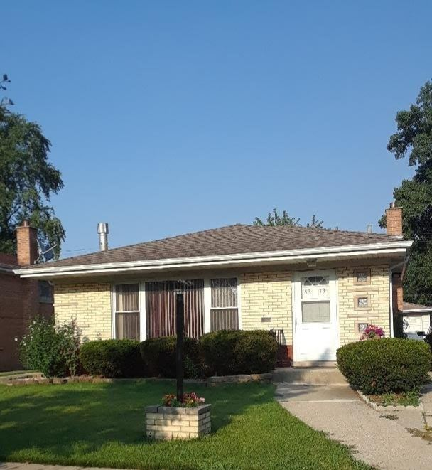 8813 S Richmond Avenue, Evergreen Park, IL 60805 - #: 10807341