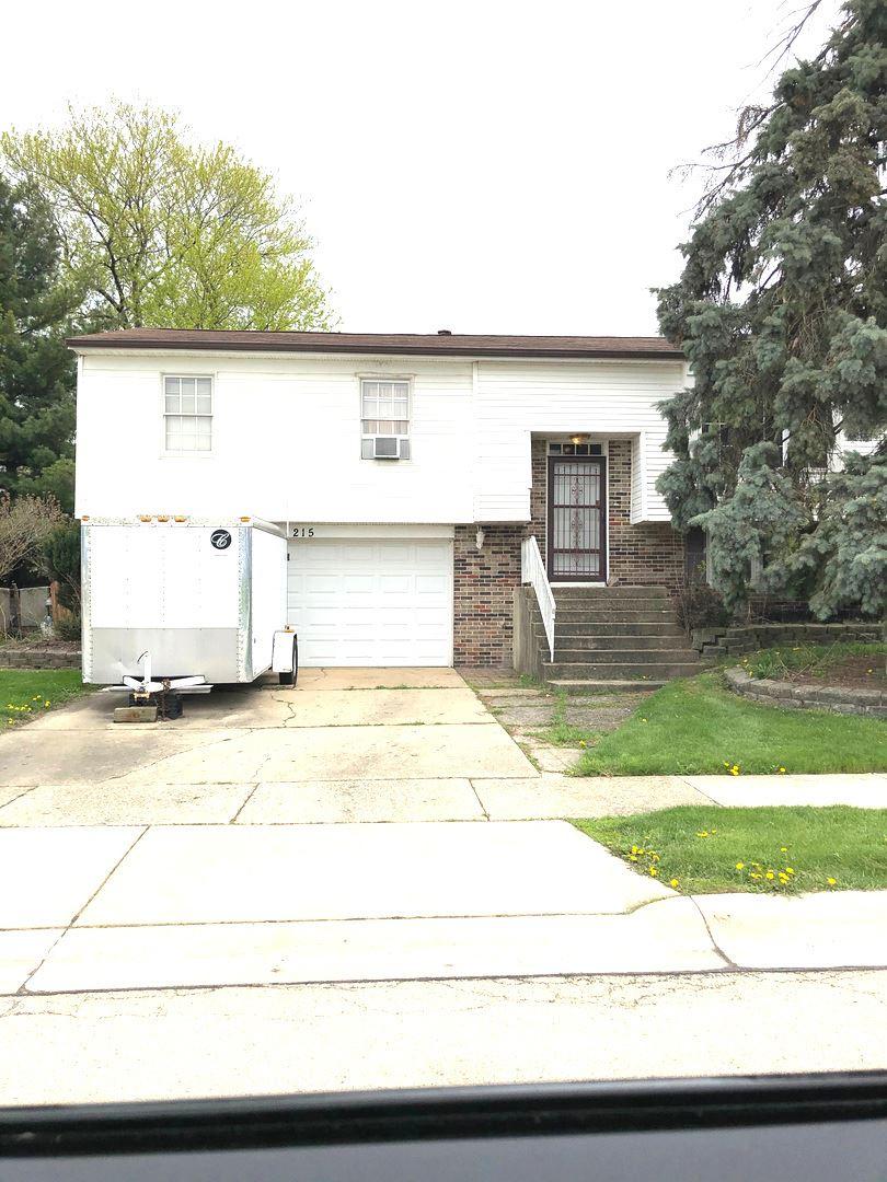 Photo of 215 Kirman Avenue, Romeoville, IL 60446 (MLS # 11065342)