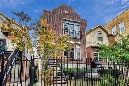 Photo of 1714 W ERIE Street, Chicago, IL 60622 (MLS # 10859343)