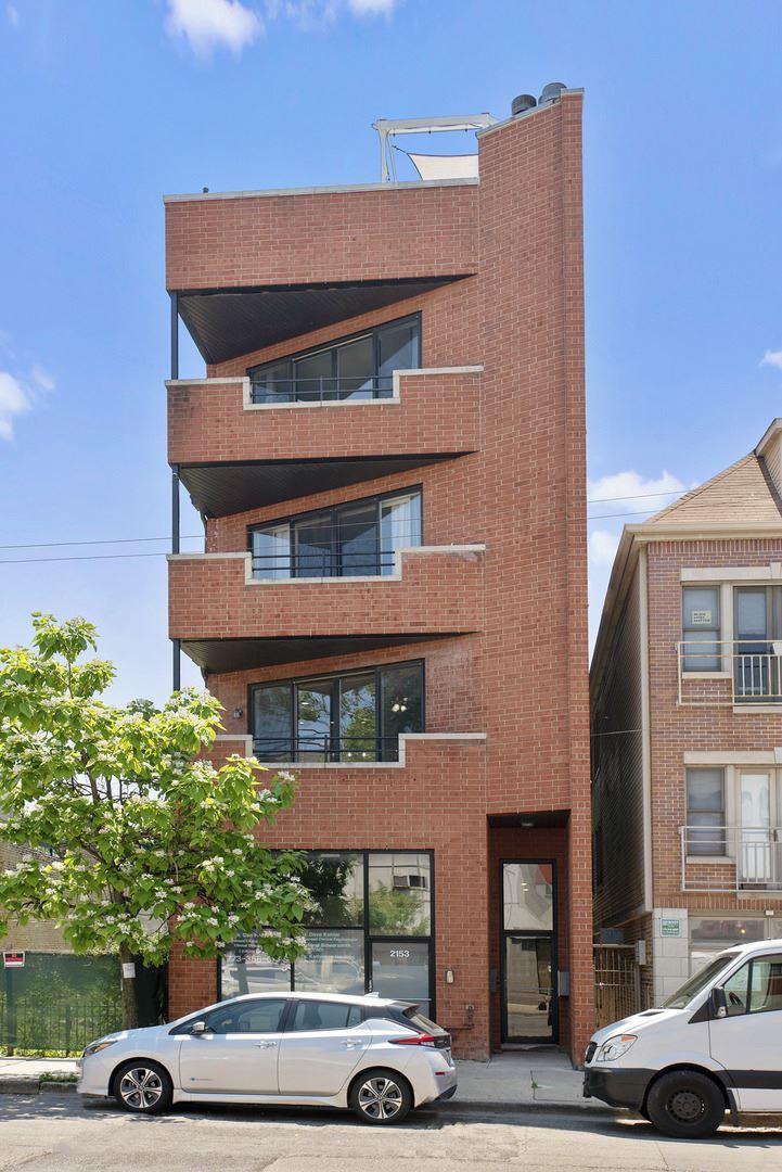 2153 W BELMONT Avenue #2, Chicago, IL 60618 - #: 10751343