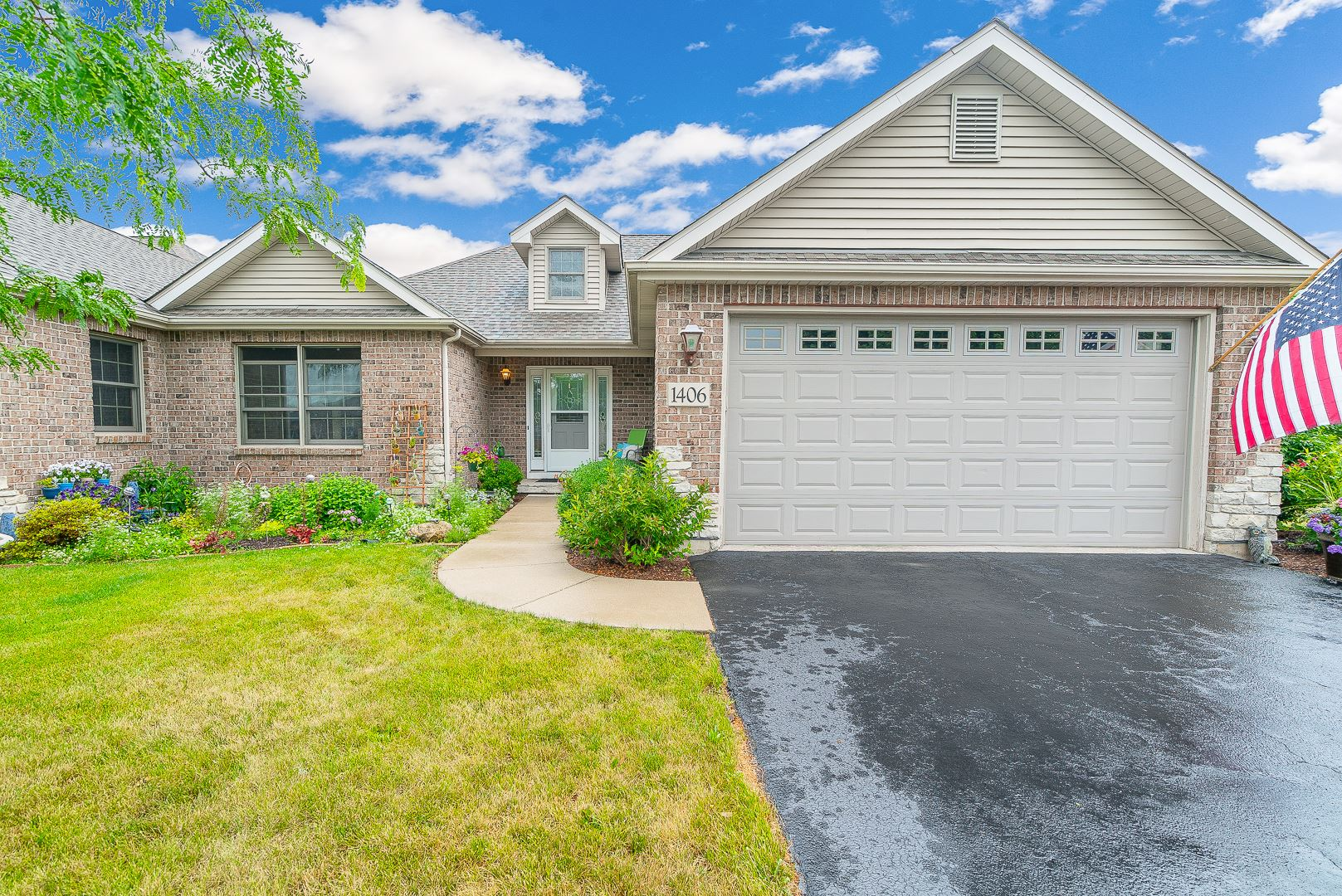 1406 Cannonball Trail, Yorkville, IL 60560 - #: 10774343