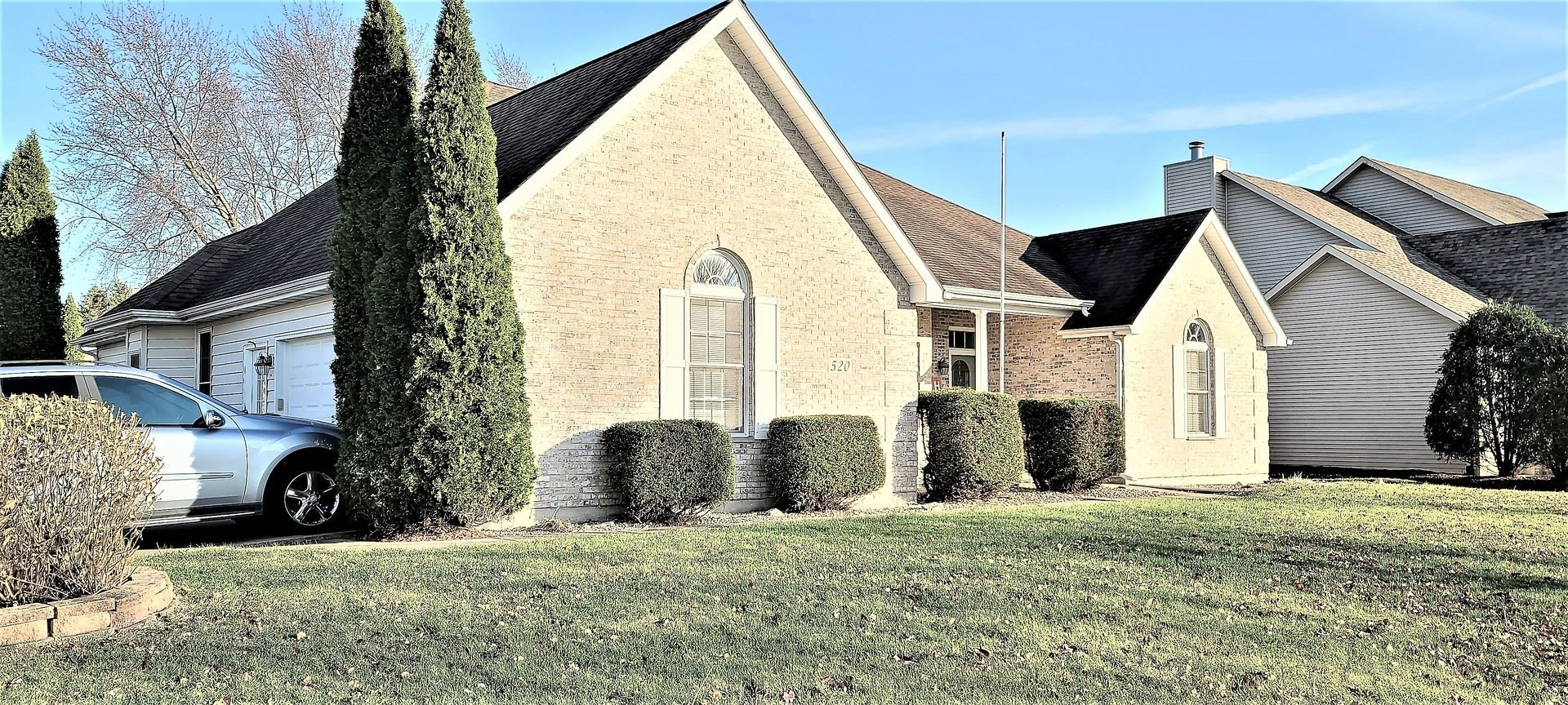 Photo of 520 Bethany Drive, Shorewood, IL 60404 (MLS # 10960343)