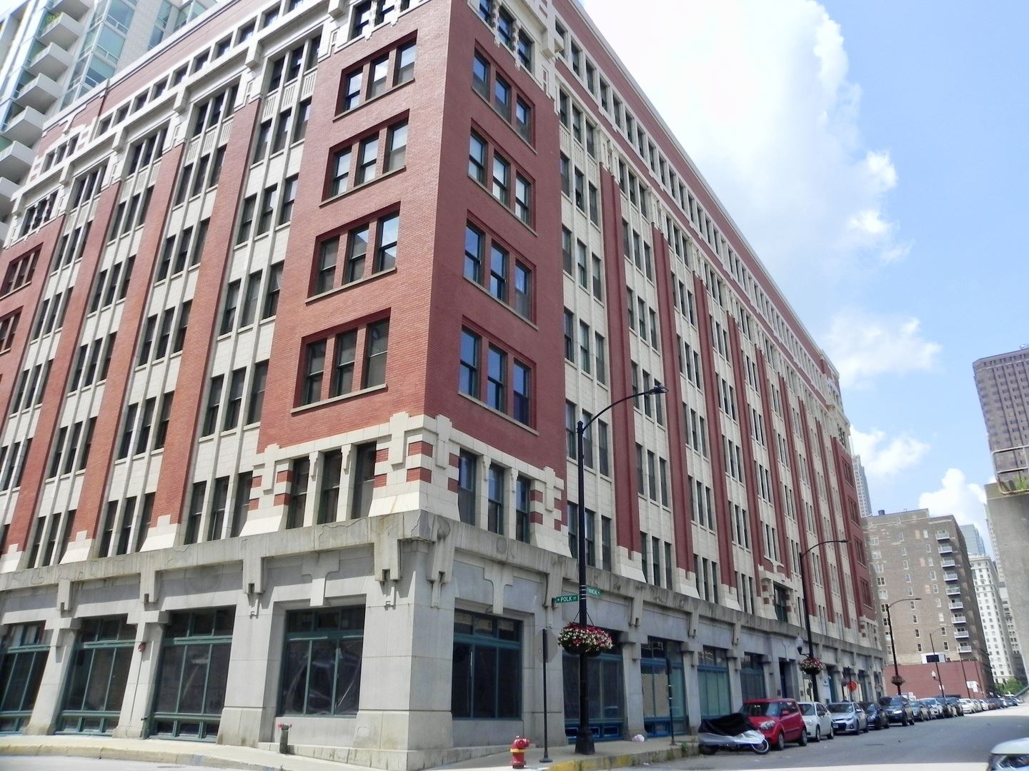 732 S FINANCIAL Place #303, Chicago, IL 60605 - #: 11136345