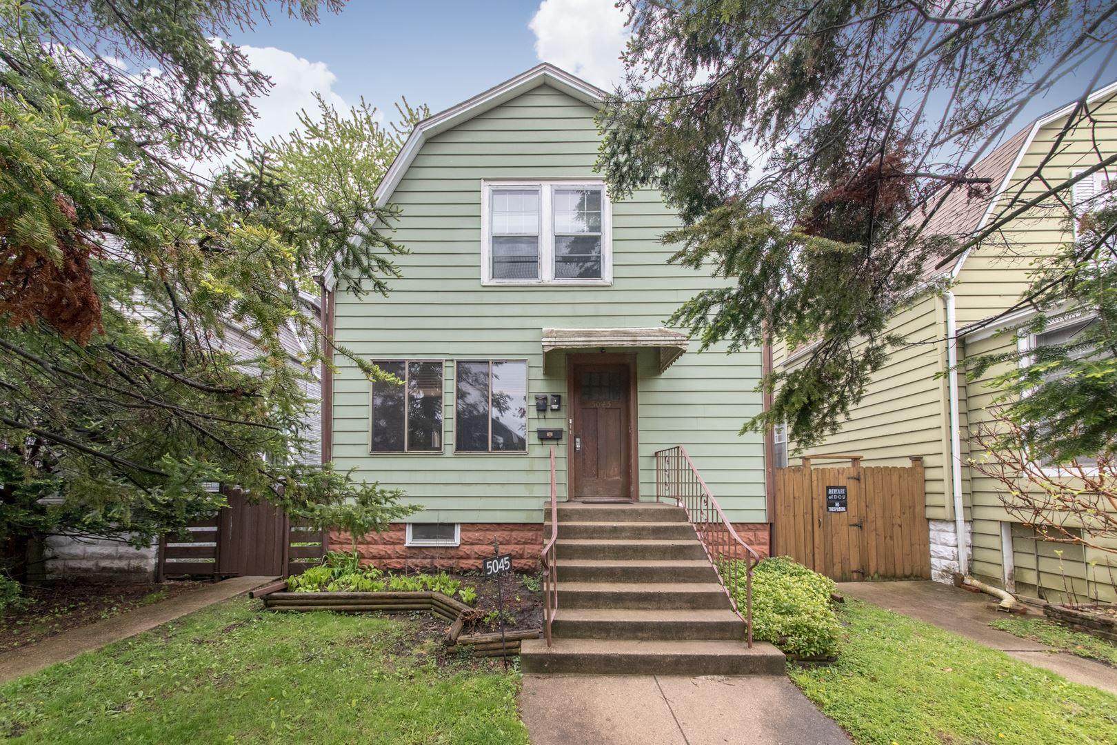 5045 W Winona Street, Chicago, IL 60630 - #: 10716346